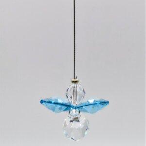 Aquamarin Swarovski Engel