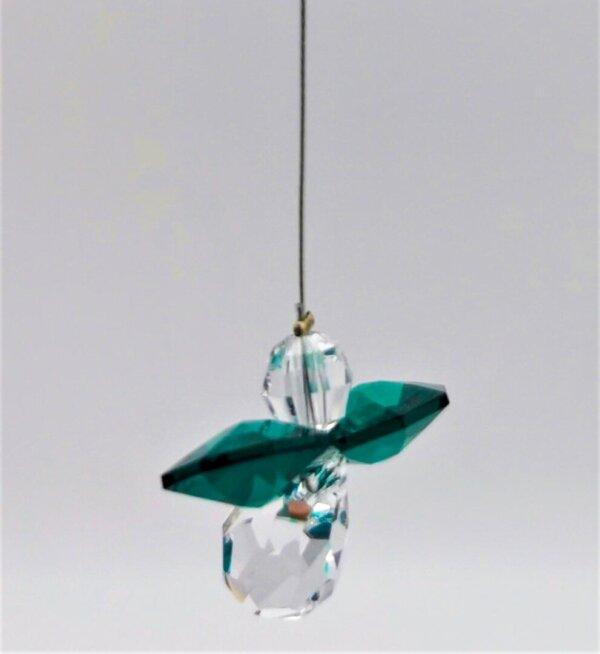 Smaragd Swarovski Engel