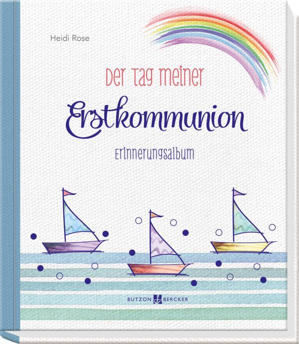 Album Tag meiner Erstkommunion