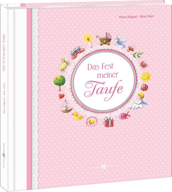 Das Feset meienr Taufe rosa